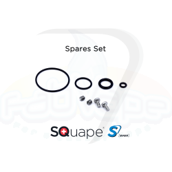SQuape S[even] spares set